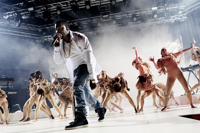 Kanye West koncert