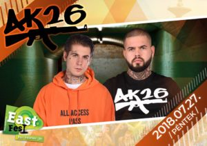 AK26 East Fest Fesztivál
