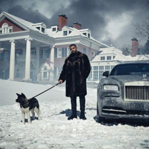 Drake zene