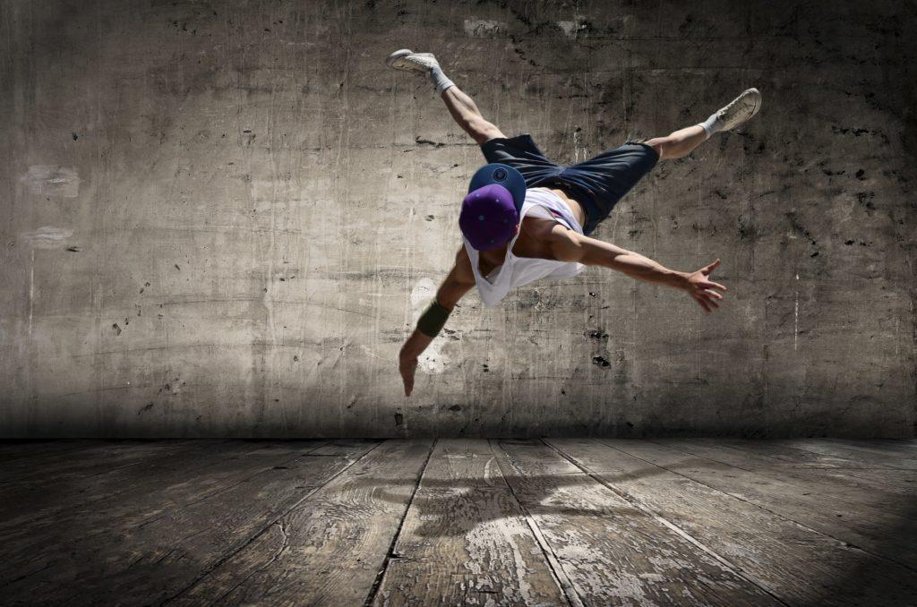 Breaktánc - Breakdance