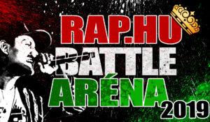 Rap.hu Battle-Arena 2019
