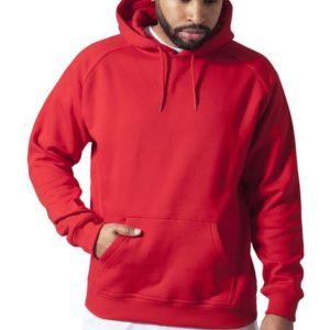 Blank Hoody Red