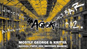 Mostly George & Kritya albumbemutató