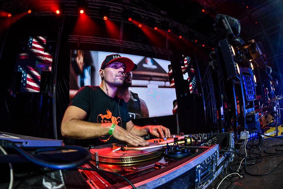DJ GERYSSON Battle Aréna zsűri 2020
