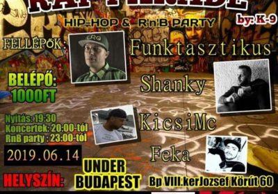 Rap Parádé - Budapest