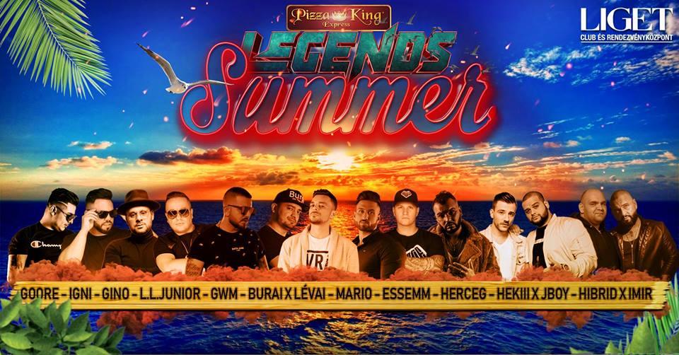 Legends Summer Party
