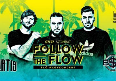 Follow The Flow - Curtis- BSW koncert