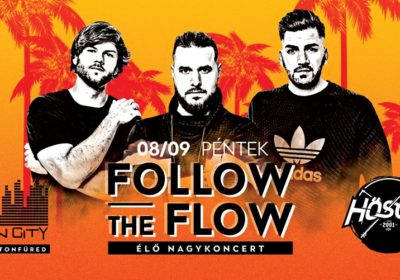 Follow the Flow - Hősök