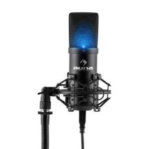 USB kondenzátoros stúdió hiphop mikrofon