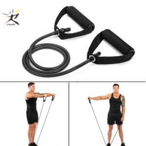 Yoga Pull Rope Elastic Resistance Bands - 120cm