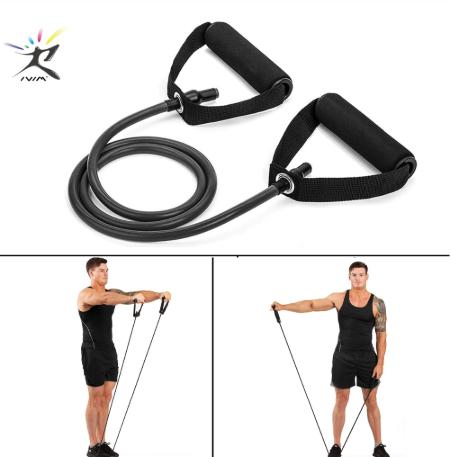 Yoga Pull Rope Elastic Resistance Bands - 120cm