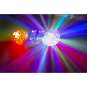 Beamz LEDWAVE LED jellyball