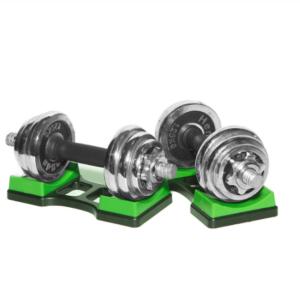 Dumbbells Holder Weightlifting Set