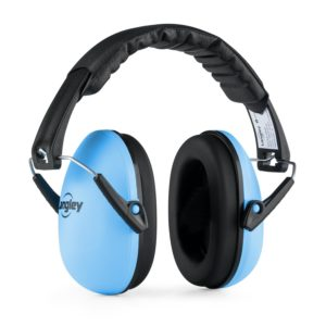 Earo passzív gyerek fülvédők, közepes méretű, kék