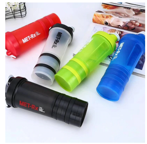 High Quality 3 Layers Sports Shaker