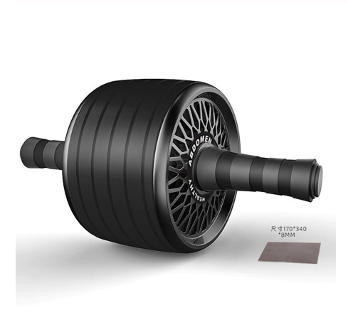 Large Silent Tpr Abdominal Wheel Roller Trainer - Hasi kerékgörgő