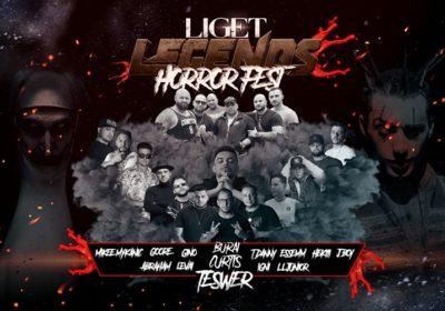 Legends Horror Fest Liget Club