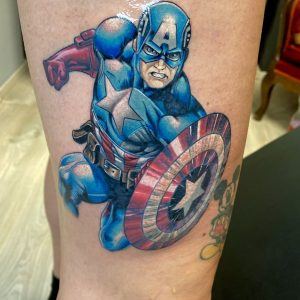 Tetoválás - Ritual Tattoo