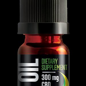 CBD Kendermagolaj 300 mg