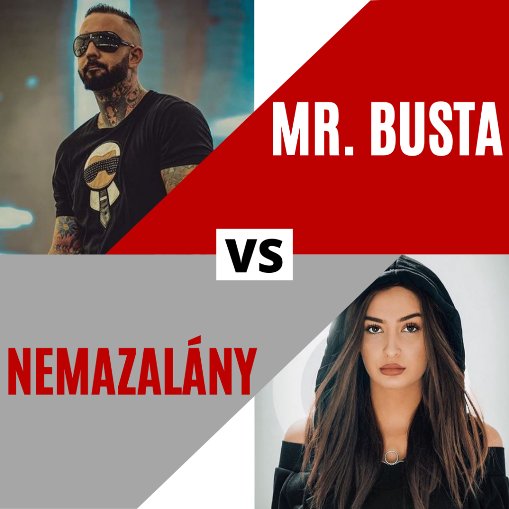 Nemazalány Trashkat vs. Mr. Busta Beef