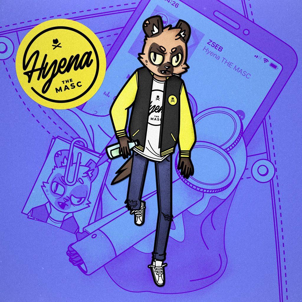 Hyena The MASC - JIli Bence