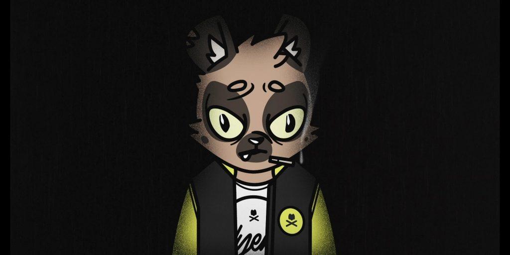 Hyena The Mask