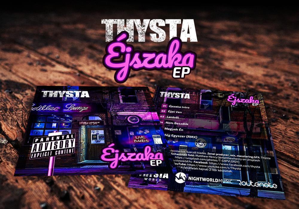 Thysta - Éjszaka EP